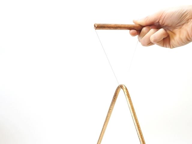 トライアングル 吊り下げ紐