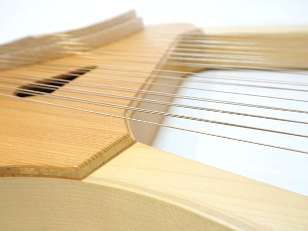 コロイソプラノ35弦ライア8