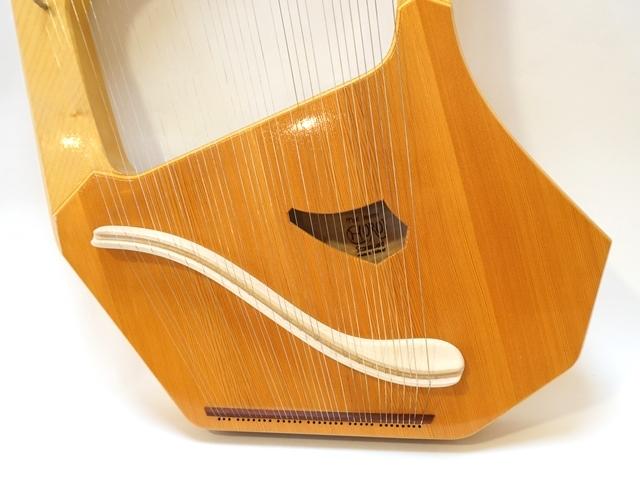 コロイ大型ソプラノ35弦-3