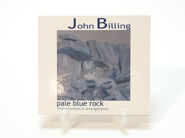 ジョンビリングライアCD/pale blue rock/John Billing/ジョンビリング1