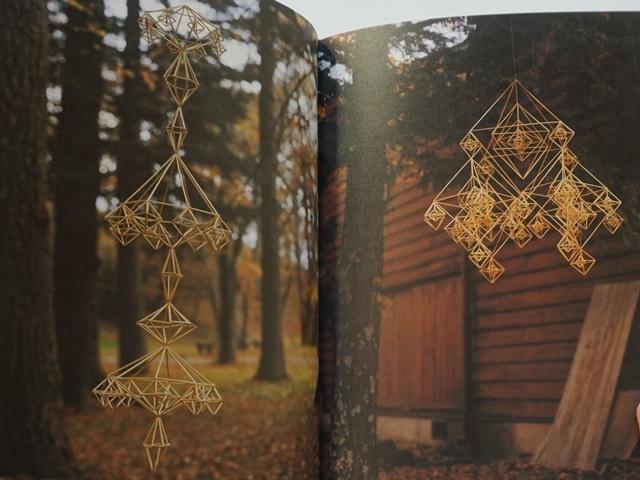 フィンランドの伝統装飾ヒンメリ