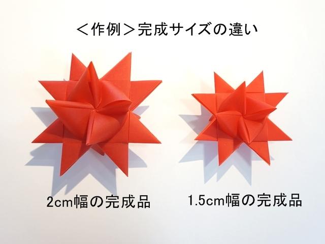 フレーベル2-1.5幅完成品比較
