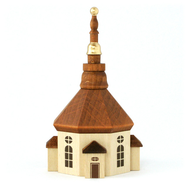 【820-A】Albin Preisslerアルビンプライスラー/木の教会