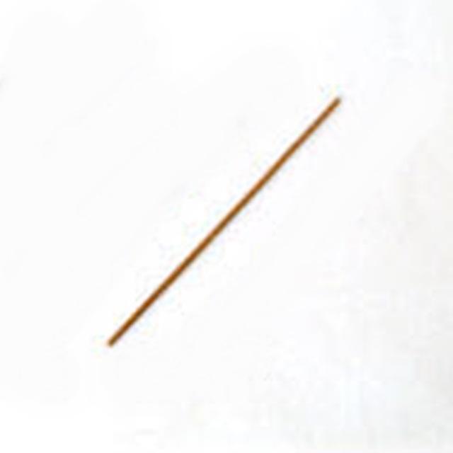【038-F-6】トライアングル・ペンタアングル用打棒真鍮3mm