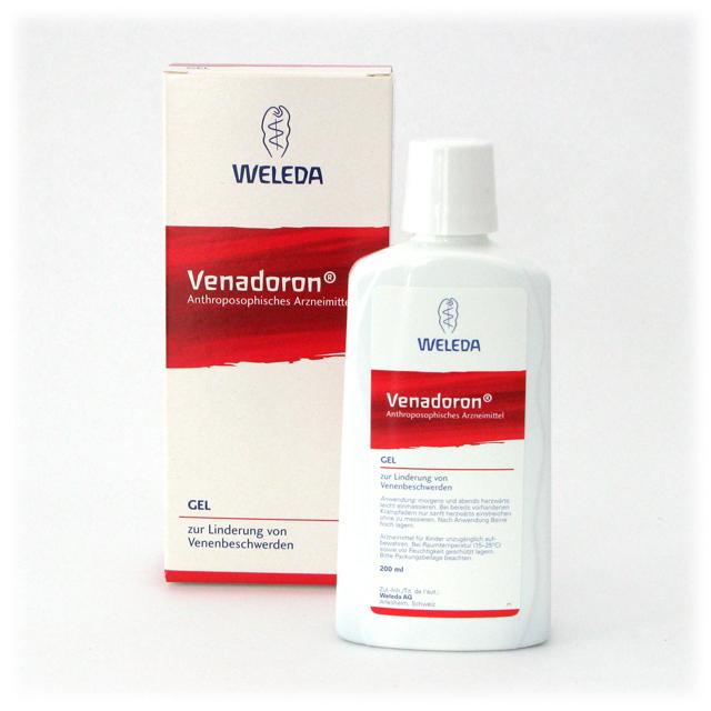 【393】WELEDA ヴェレダ/ヴェナドロンジェル200ml
