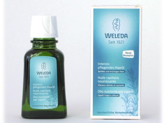 【231】WELEDA ヴェレダ/オーガニックヘアオイル50ml