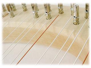 【660】ザーレムライアー/小型アルトライアー/専用弦