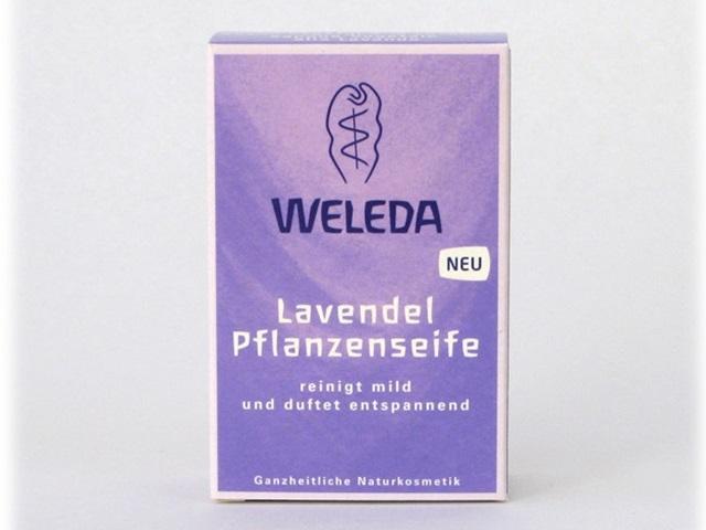 【800-D】WELEDA ヴェレダ/ラベンダーソープ100g/石鹸