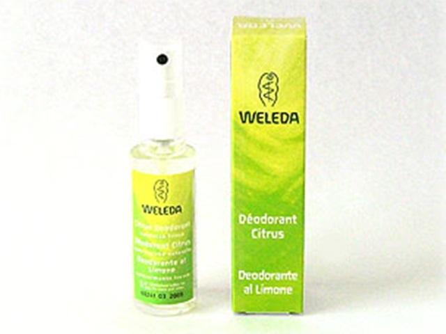 WELEDA ヴェレダ/シトラスフレグランスミスト30ml