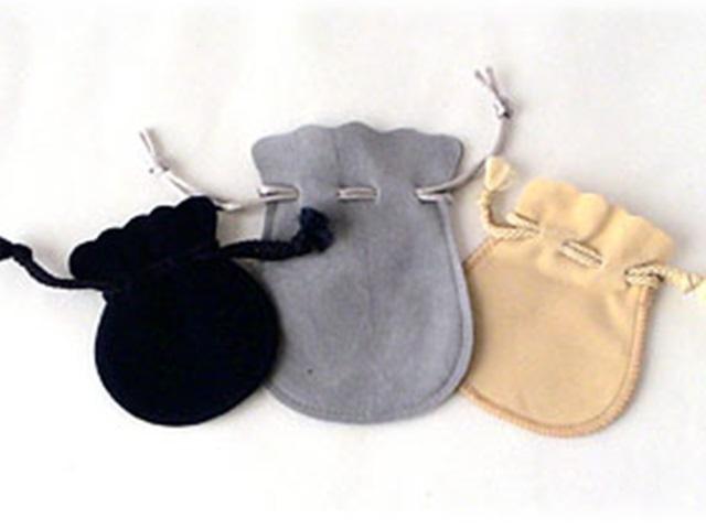 【558】ペンダント用袋・ミニポシェット巾着