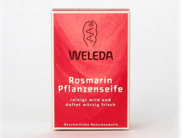 【800-C】WELEDA ヴェレダ/ローズマリーソープ100g/石鹸