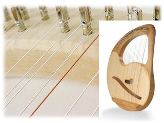ザーレム/ソロアルトライア/大型アルトライア/テナーアルトライア/専用弦
