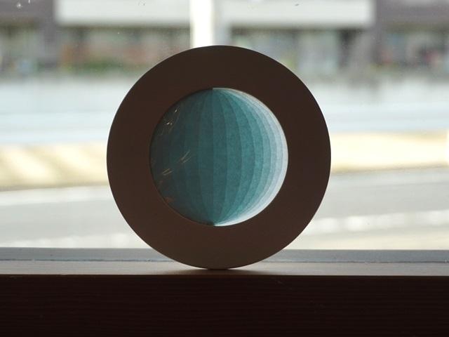【609】ローズウィンドウ手作りキット/月の満ち欠け