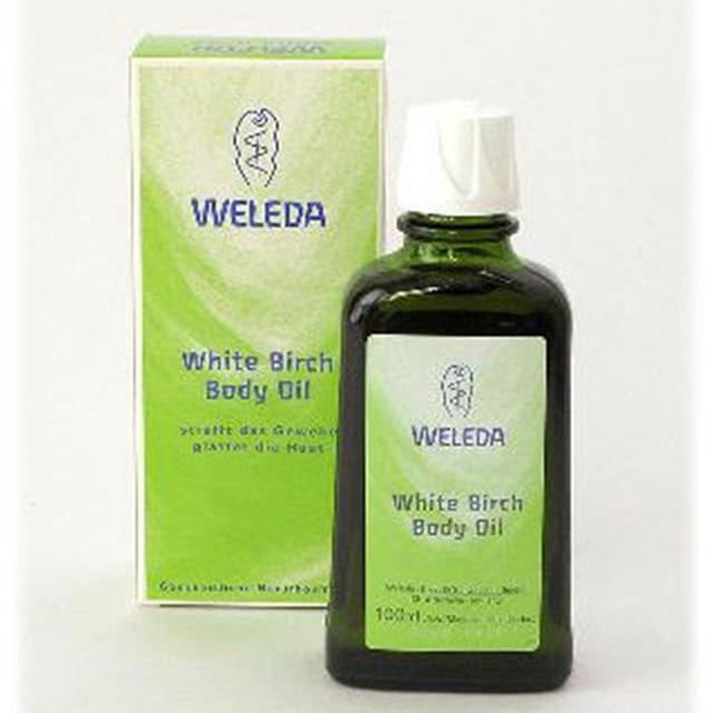 【798-B】WELEDA ヴェレダ/ホワイトバーチボディオイル100ml