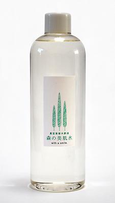 蒸留木酢液 【森の美肌水】