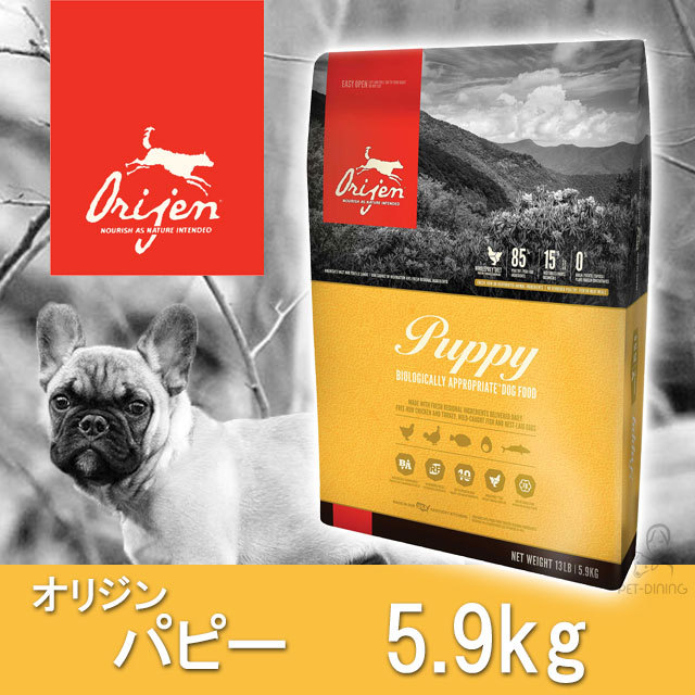 オリジン・パピー5.9kg