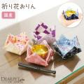 ペット 仏具 おりん かわいいお花柄 折り花おりん セット 国産 桜特集