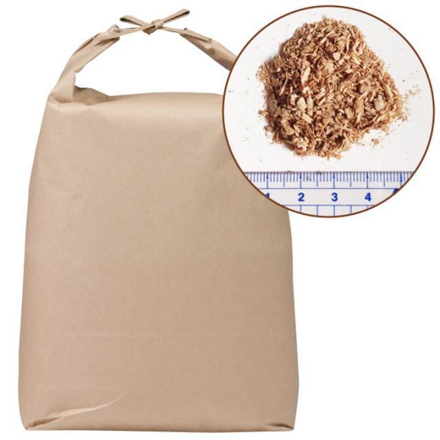 【定期購入】命の猫砂 杉にゃん 「くずれ」 3kg/1袋