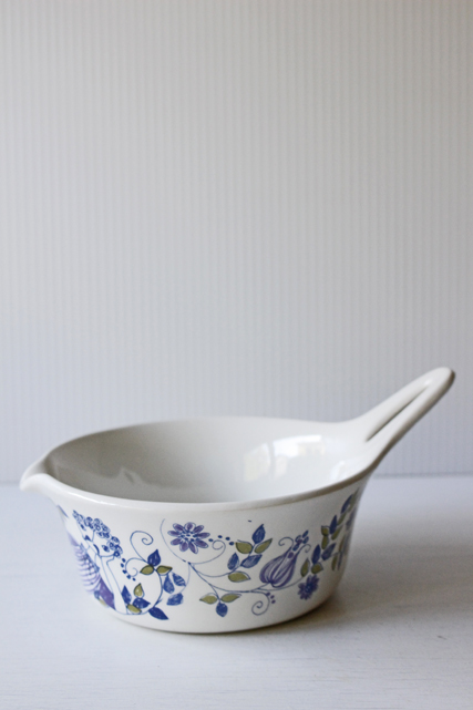 北欧ヴィンテージ/Figgjo(フィッギオ)turi‐design/Lotta/スキレット/深皿/SOLD OUT