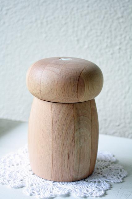 木製ソルト&ペッパー