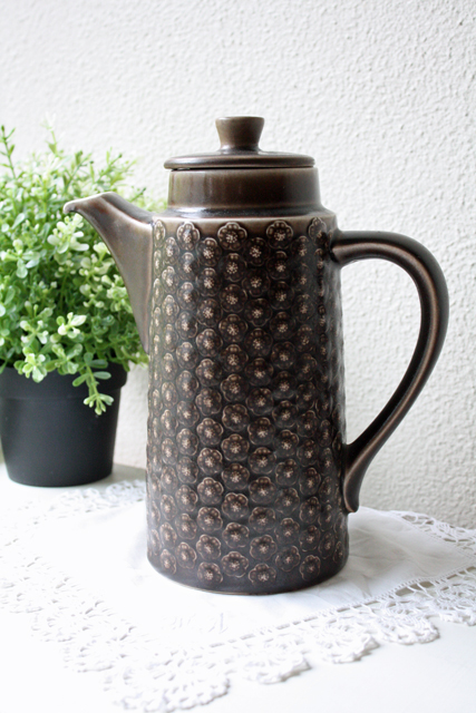 北欧ヴィンテージ/Jens.H.Quistgaard(イェンス・クイストゴー)Azur/コーヒーポット