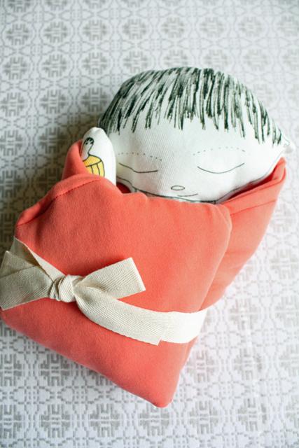 北欧デザイン/Be my baby/Lena nicolajsen/SLEEPY BABY