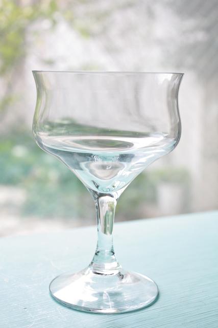 北欧ヴィンテージ/BODA(ボダ)/ハンドメイド/ワイングラス