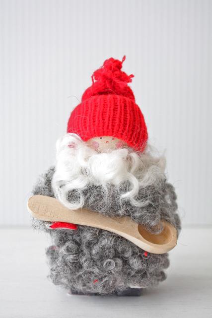 【クリスマス】北欧/SWALLINGS/ハンドクラフト/ニッセ/スプーン
