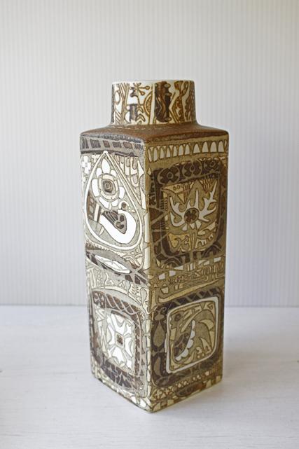 特大!北欧ヴィンテージ/Royal Copenhagen/バッカ/花瓶