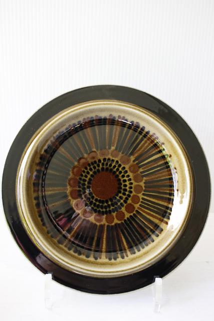 北欧ヴィンテージ/ARABIA/KOSMOS(コスモス)/デザートプレート
