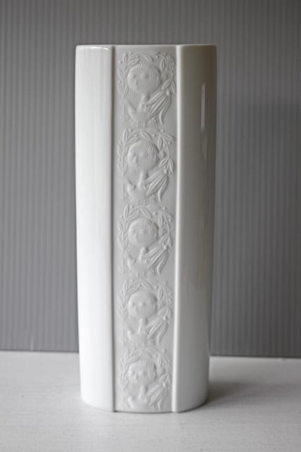 北欧ヴィンテージ/ローゼンタール/Bjorn Wiinblad(ヴョルン・ウィンブラッド)/花瓶