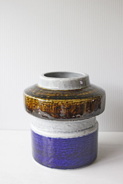 北欧ヴィンテージ/Rorstrand(ロールストランド)/TITUS/花瓶