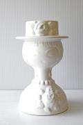 大サイズ!スウェーデン/HJO社/オブジェ&花瓶/おしゃれなご婦人
