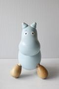 北欧ヴィンテージ/木製(白樺)オブジェ/Moomin/ムーミン/SOLD OUT