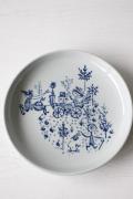 北欧ヴィンテージ/Bjorn Wiinblad(ヴョルン・ウィンブラッド)/馬車のカップル/飾り皿