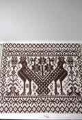北欧織物/スウェーデン/ツインバード×四葉のクローバー