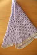 手編みのショール