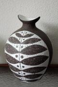 Soholm(スーホルム)/花瓶/葉っぱ模様
