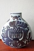 北欧ヴィンテージ/Royal Copenhagen/テネラ/花瓶(特大)