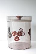 エリックコルド 花柄保存容器
