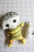 北欧デザイン/Be my baby/Lena nicolajsen/BABY INDIA