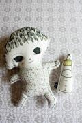 北欧デザイン/Be my baby/Lena nicolajsen/BABY DOTTIE