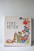 北欧刺繍/スクラップブック/魚料理のレシピ