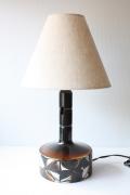 北欧照明/Royal Copenhagen/バッカ/テーブルランプ/ブラウン×ブラック