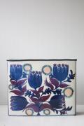 北欧ヴィンテージ/Aluminia/Royal Copenhagen/テネラ/花瓶