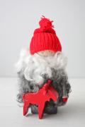 【クリスマス】北欧/SWALLINGS/ハンドクラフト/ニッセ/ヘラジカ