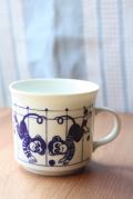 東ドイツ製/ヴィンテージのマグカップ/おさるさん/SOLDOUT