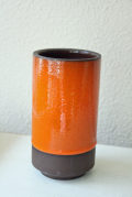 クナブストラップのヴィンテージ花瓶