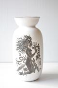北欧ヴィンテージ/Gustavsberg/Grazia/スティグ・リンドベリ/花瓶