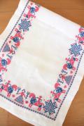 北欧刺繍/デンマーク刺繍